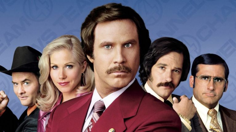 The original plot for Anchorman was incredibly different to the film that we all love