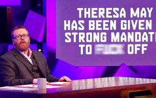 """WATCH: """"What a monster..."""" Frankie Boyle tears into Theresa May like only he can"""