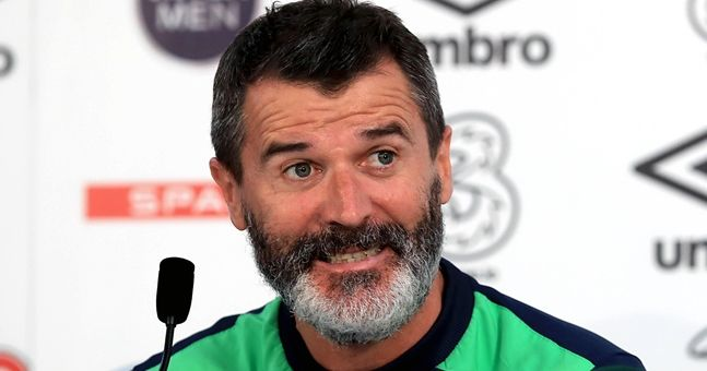 Roy Keane's accurate Lions prediction definitely wasn't what Shane Horgan was expecting