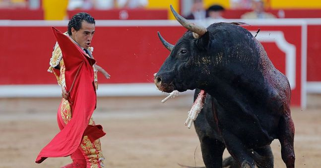 A matador has died after being gored during a bullfight