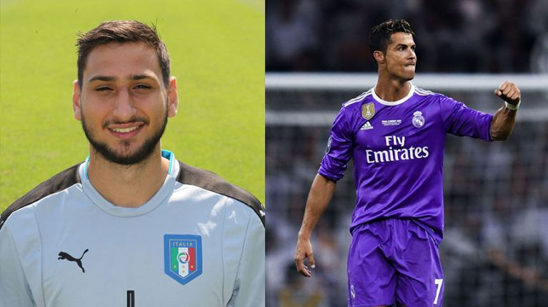Gianluigi Donnarumma could also end up at Manchester United if they move for Ronaldo