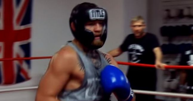 Reason given for Conor McGregor sparring leak will leave you scratching your head