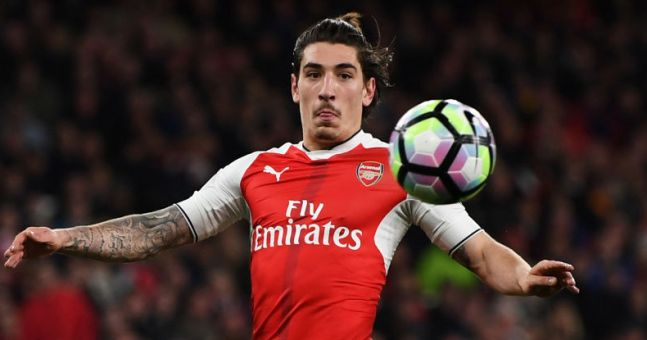 Hector Bellerín will donate £50 for every minute he plays at the U21 Euros to the Grenfell Tower victims