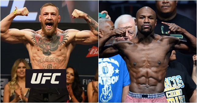 A very special belt may be on the line when Conor McGregor meets Floyd Mayweather