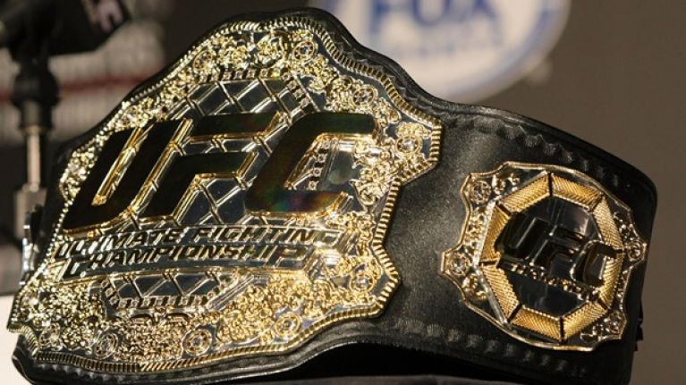 UFC strip world champion and book two contenders to fight for vacant title