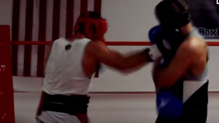 Leaked sparring footage could actually benefit Conor McGregor against Floyd Mayweather