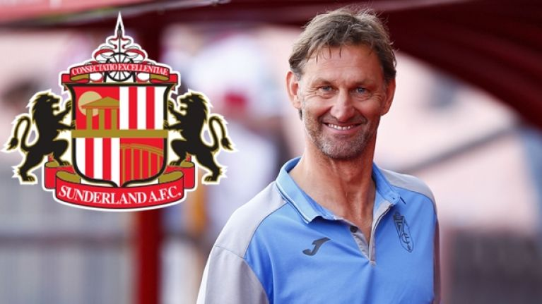 Tony Adams Could Be About To Become Sunderland Manager