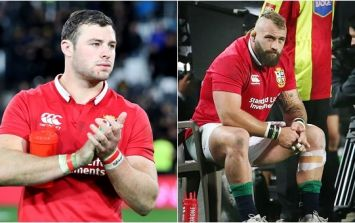 One English player gets highest rating after Lions win but poor Joe Marler was torn apart