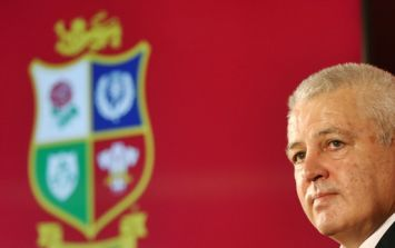 The Lions starting team to face the All Blacks has been named