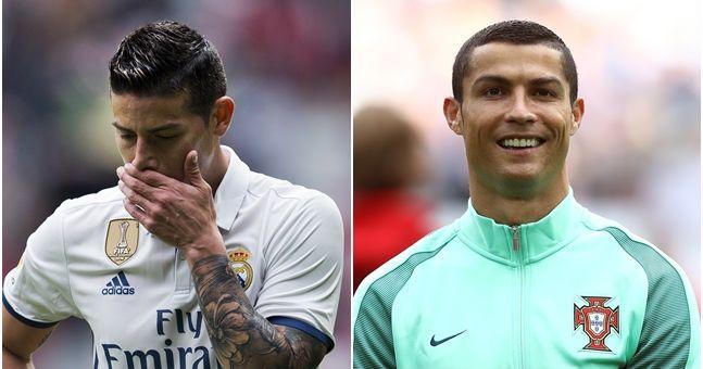 Ronaldo new haircut