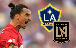 Excited Americans think tweet means Zlatan is LA bound... but NOT to the Galaxy