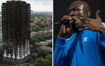 "Stormzy on Grenfell: ""We're urging the f**king government to be held accountable for their f**kery"""