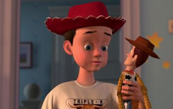 A Toy Story writer says this heartbreaking theory about Andy's dad is not true