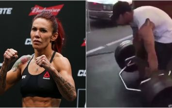'Cyborg' trolls Tony Ferguson over deadlift form after steroid jibe