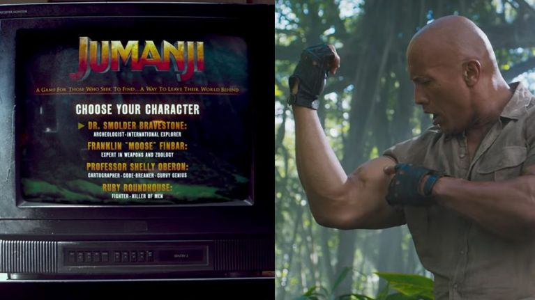 The new Jumanji trailer is here and fans of the original aren't happy about one major change
