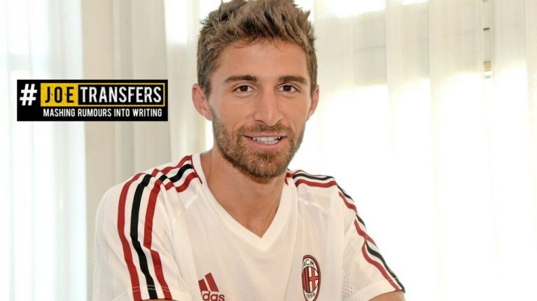 Fabio Borini still not sure whether AC Milan move is all a practical joke