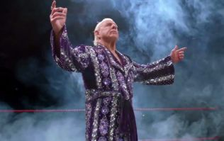 Great news because wrestling icon Ric Flair is 'awake, communicating and progressing'