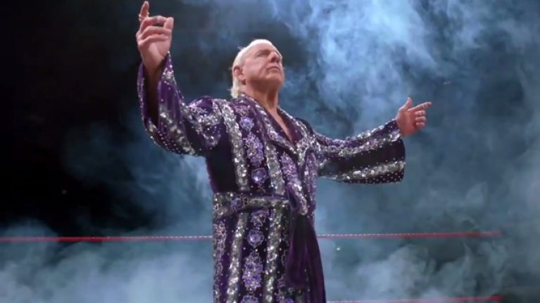 Wrestling icon Ric Flair placed in a medically induced coma and is preparing for surgery