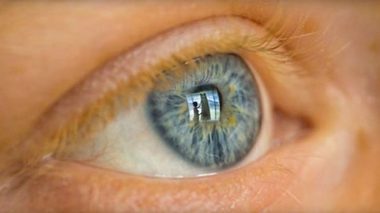 Research says people with light coloured eyes are more egocentric, competitive and sceptical