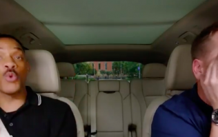 Will Smith's Carpool Karaoke is here and it's bloody fantastic