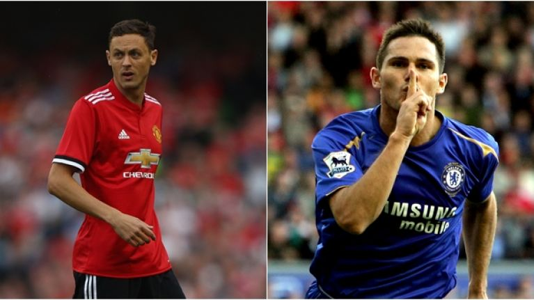 Frank Lampard hints at reason behind Chelsea's decision to sell Nemanja Matic to Manchester United