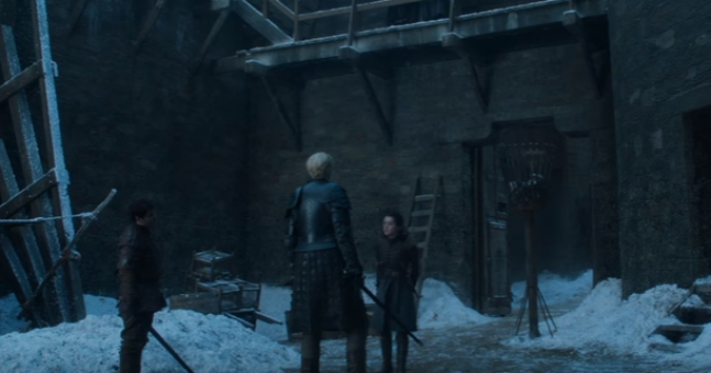 WATCH: Game of Thrones fans are convinced they saw an old character's ghost in episode 4