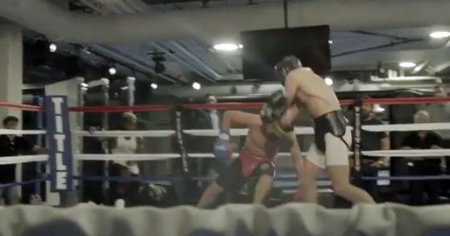 WATCH: Footage emerges of Conor McGregor vs Paulie Malignaggi sparring session