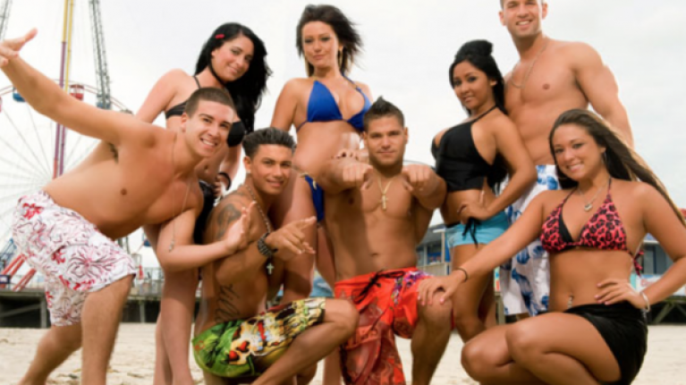 WATCH: Here's your first look at the Jersey Shore reunion