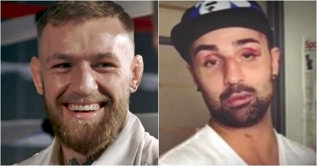 Conor McGregor suspects why Paulie Malignaggi thought he won their sparring contest