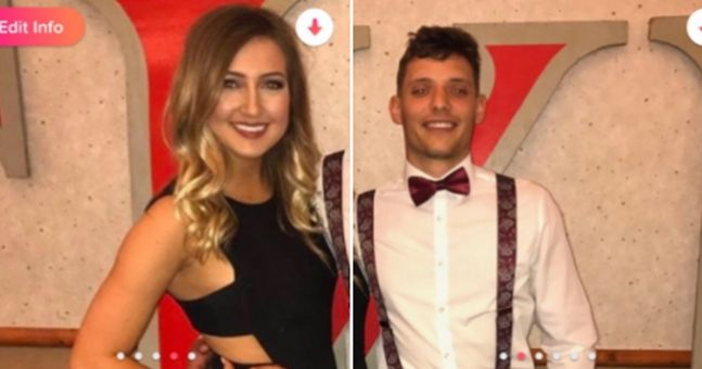 Woman finds her ex on Tinder and has the perfect response