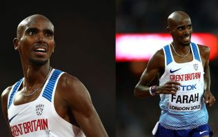 Mo Farah announces he wants to be known by a different name as he ends track career