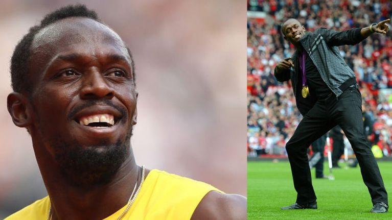 Usain Bolt says