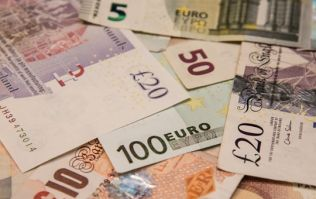Sterling to drop below value of Euro by 2018, according to experts