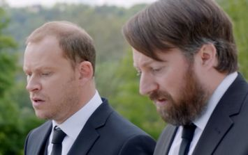 Get excited Peep Show fans, the trailer for Mitchell and Webb's new show is here