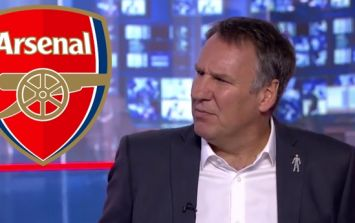 Paul Merson's suggestion for Arsenal signing leaves people astonished