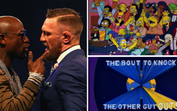 A deep dive into the classic Simpsons that perfectly captures that massive boxing match feeling