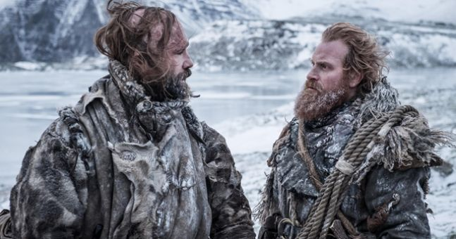 Game of Thrones fans really want to see Tormund and The Hound get their own spin-off