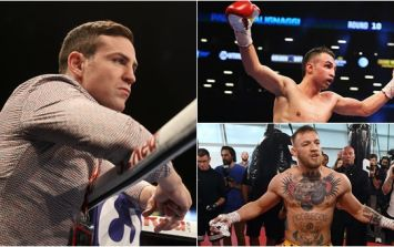 EXCLUSIVE: Matthew Macklin gives his verdict on controversial McGregor-Malignaggi sparring