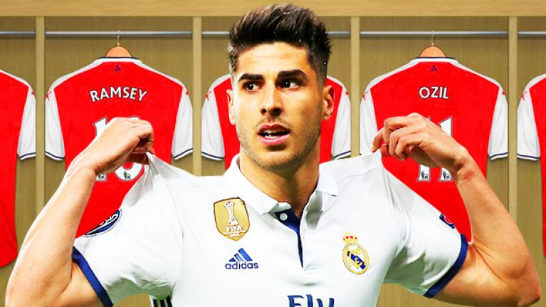 Arsenal linked with astonishing move for Real Madrid's brightest young superstar