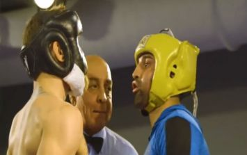 Paulie Malignaggi's response to new sparring footage leak was very, very predictable