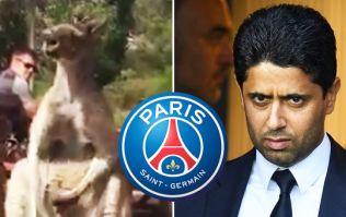 WATCH: Lyon president shares video comparing PSG boss to a masturbating kangaroo