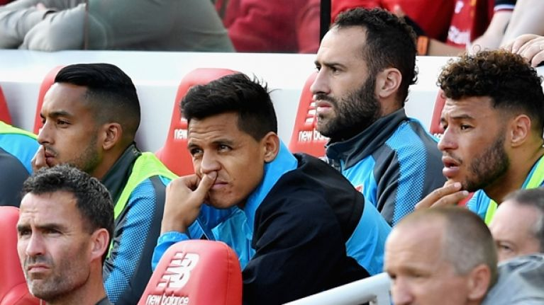 Arsenal players have opposite view to fans on the Alexis Sanchez situation