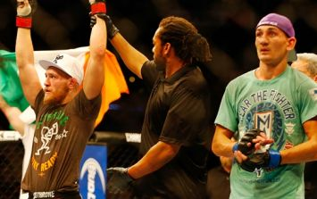 Max Holloway shot up in our estimations with his reaction to Conor McGregor's defeat