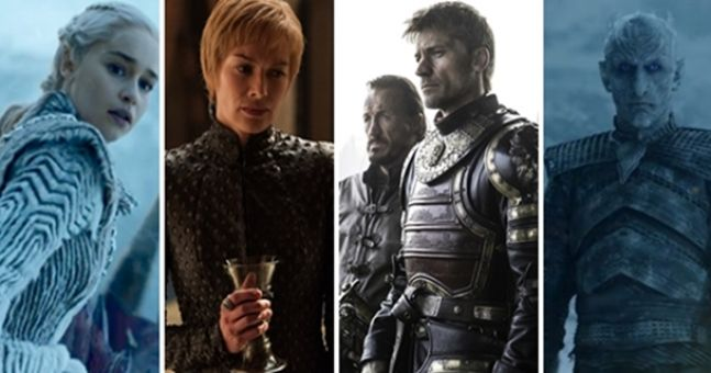 Ranking the best characters from Game of Thrones Season 7
