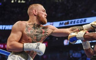 Conor McGregor set for quite remarkable record but not everyone's impressed