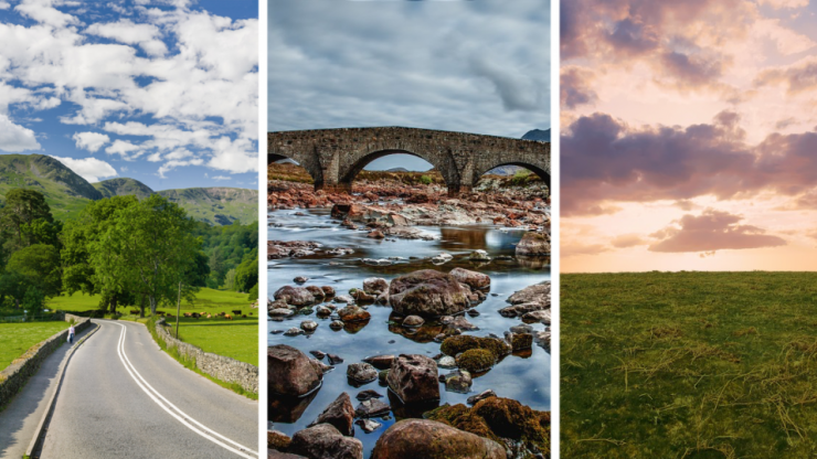 England, Scotland and Wales ranked in top 20 most beautiful countries in the world