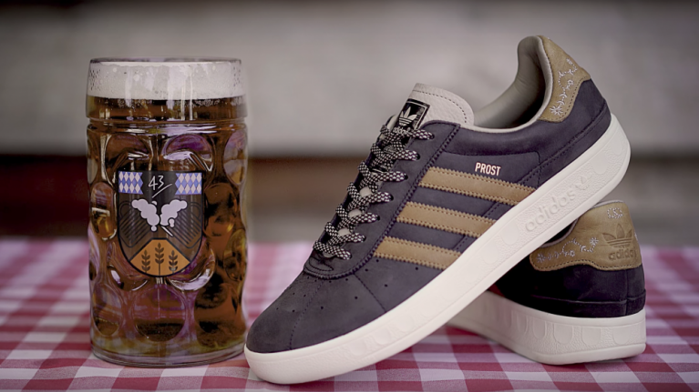 693d01f0a0ce Adidas release special beer and puke repellent trainer for Oktoberfest