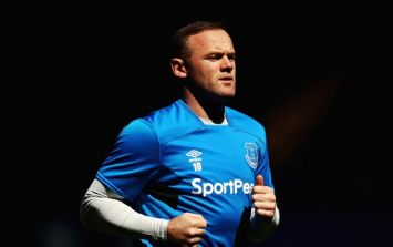 Wayne Rooney names the best footballer he played alongside