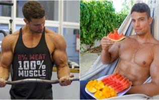 Vegan bodybuilder talks us through his daily diet plan
