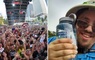 This guy had the most incredible over-the-top plan to smuggle booze into a music festival
